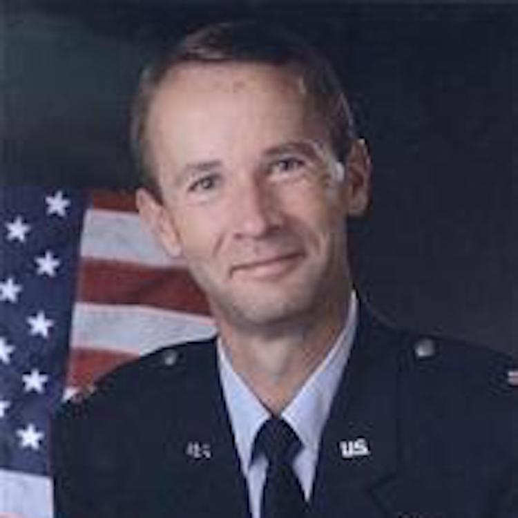 Lt. Colonel John P. Coulter
